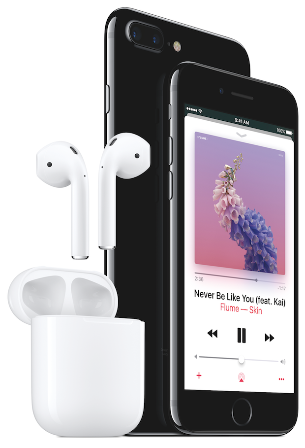AirPods - Quelle: apple.com