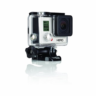 GoPro Actionkamera Hero3 Slim Edition in Weiß von amazon*