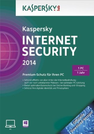 Kaspersky Internet Security 2014*