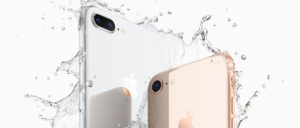 iPhone8+ und iPhone8 - Quelle: https://www.apple.com/newsroom/