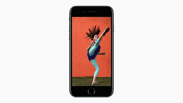Das iPhone - Quelle: https://www.apple.com/de/newsroom/2017/06/ios-11-brings-new-features-to-iphone-and-ipad-this-fall/